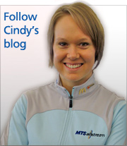Follow Cindy's Blog